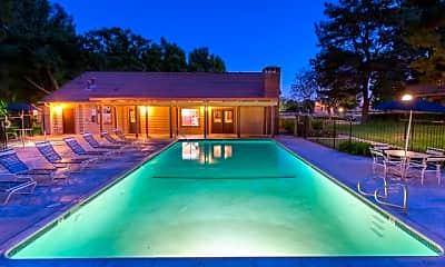 Pool, Vineyard Village, 1