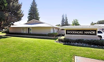 Building, Woodmore Manor, 1