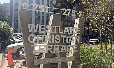Westlake Christian Terrace - East, 1
