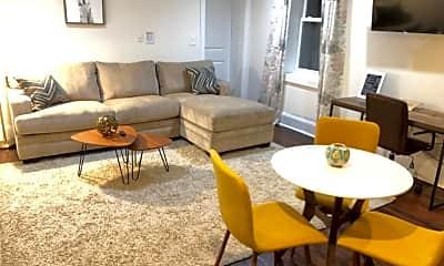 Living Room, 2033 Spruce St, 0