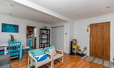 Living Room, 64 Heck Ave 1, 1