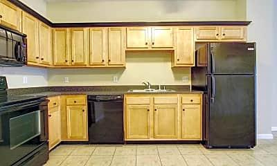 Kitchen, Pin Oak Villas of Kentucky, 1