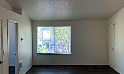 Living Room, 7142 SE Steele St, 1