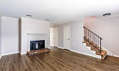 Living Room, 117 Academy Square, 1