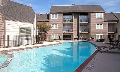 Pool, Hubbard's Ridge, 0