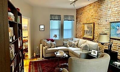 Living Room, 10 Garden Ct St, 1