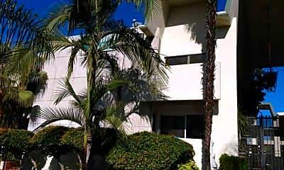 Sherman Terrace, 1