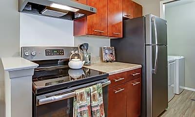 Kitchen, Arbor Knoll, 1