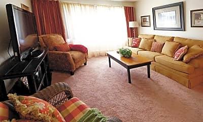 Living Room, Rosewood Terrace, 0