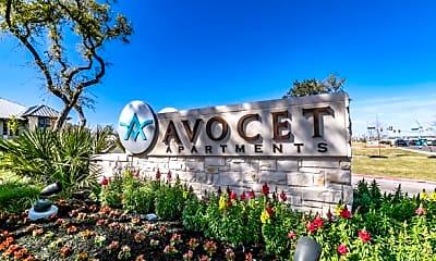Community Signage, The Avocet, 0