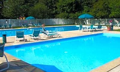 Pool, Westgate Apartments, 1