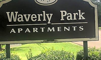 Waverly Park Apartments, 1