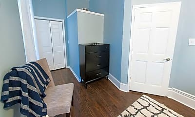 Bedroom, 5323 S Maryland Ave 1, 2
