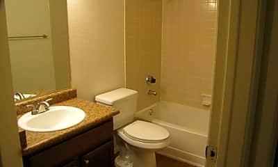 Bathroom, Winterhaven Terrace, 2