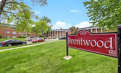 Building, Brentwood Apartments, 0
