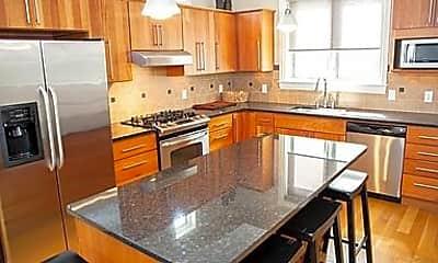 Kitchen, 300 Van Buren St, 1