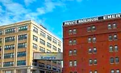 Building, KC Loft Central, 2
