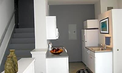 Kitchen, 160 E Berkeley St, 1