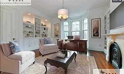 Living Room, 92 Appleton St, 1
