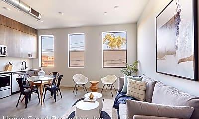 Living Room, 4224 Ohio St, 1