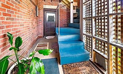 Patio / Deck, 445 Elm Ave UPPER, 2