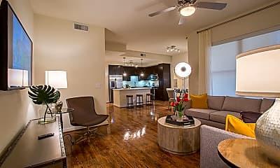 Living Room, 12644 Vance jackson, 1