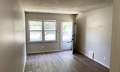 Living Room, 4515 Linwood, 0