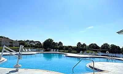 Pool, 9543 Newdale Way Apt 201, 2