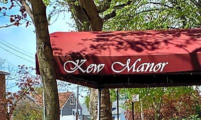 Community Signage, 131-11 Kew Gardens Rd 2L, 0
