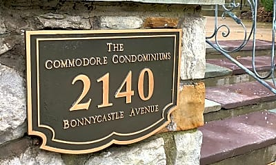 Community Signage, 2140 Bonnycastle Ave, 1