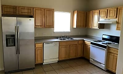 Kitchen, 6106 Atwood St, 1