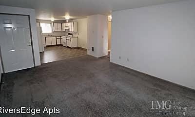 Living Room, 1451 N Goerig St, 0