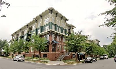 Building, 1101 W. 1st St #314, 2