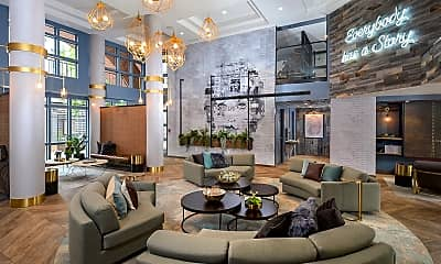 Living Room, The Citizen at Shirlington Village, 1