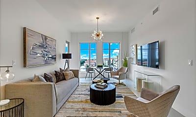 Living Room, 155 E Boca Raton Rd 919, 0