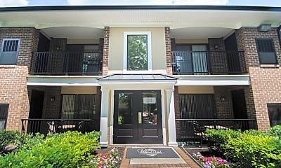 Building, Goshen Terrace Apartments, 0