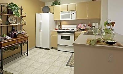 Kitchen, Citi Vista- Senior Living, 0