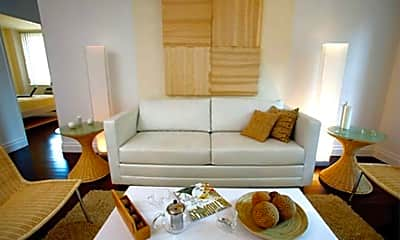 Living Room, 301 W 52nd St, 0