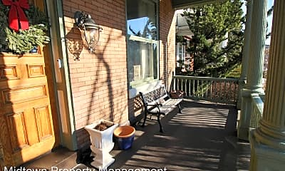 Patio / Deck, 1609 N 2nd St, 1