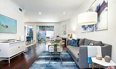Living Room, 1840 S Beverly Glen Blvd, 0