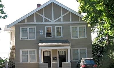 Building, 605 N Garden St, 1