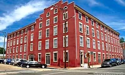 Building, Shockoe Center Apartments, 0