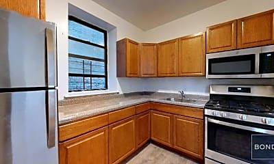 Kitchen, 519 W 151st St, 1