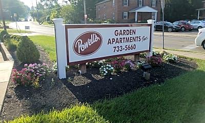 Powells Garden Apartments, 1