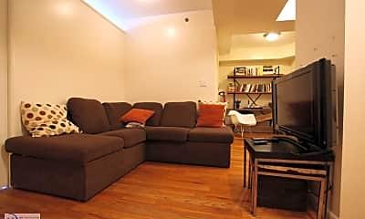 Living Room, 56 St Marks Pl, 1