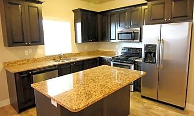 Kitchen, Creekside Oaks, 0