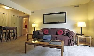 Bedroom, Swiss Valley Apartments, 1