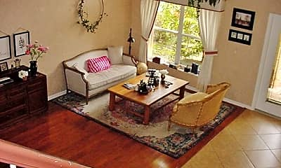 Living Room, 907 SE Westminister Place, 2