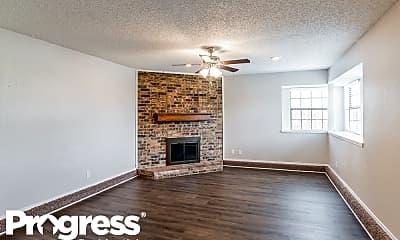 Living Room, 4008 Shackelford Drive, 1
