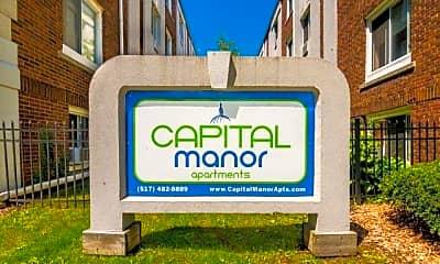 Capital Manor Apartments, 0